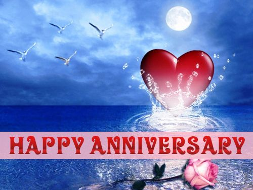 Happy Anniversary Quotes Couple | Happy Anniversary Love Hearts Wallpapers  Images Pictures Anniversary .