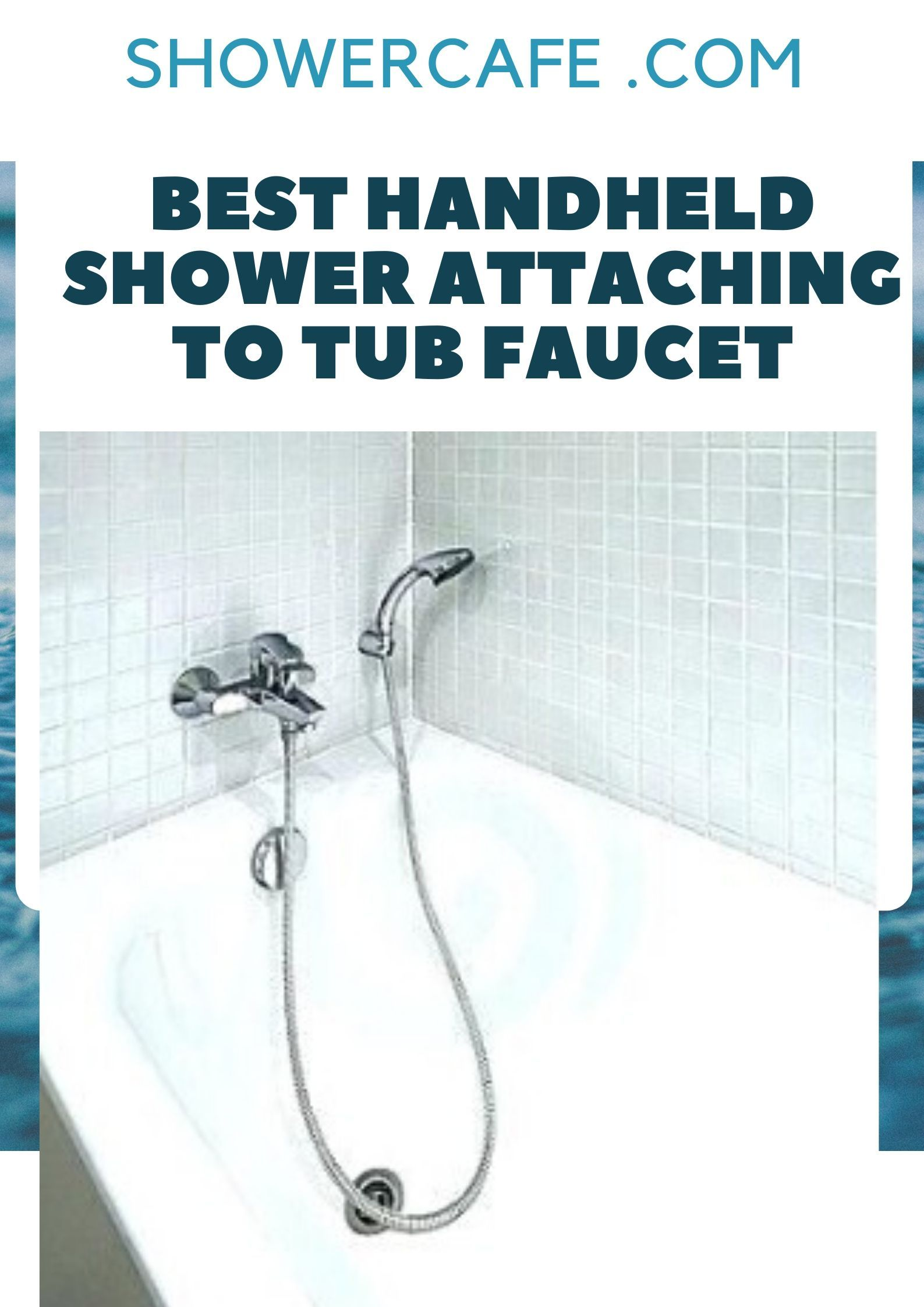 tub faucet hand held shower