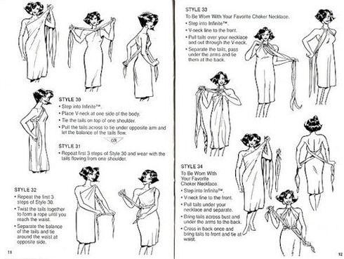 тысяча разных идей - Летнее платье-шьем сами!