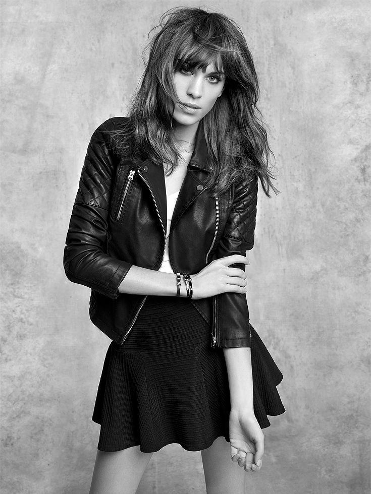 Alexa Chung Agat'You Mode, Idées de mode et Alexa