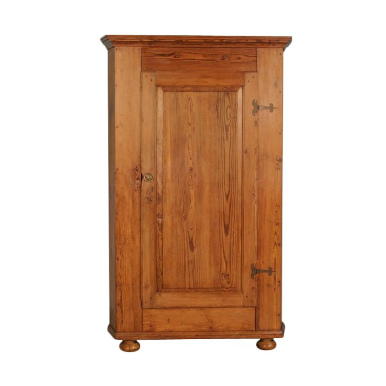 Large 1 Door Pine Corner Cabinet Sweden Dated 1853 Corner Cabinet Kitchen Storage Corner Storage Cabinet Kitchen Corner Storage