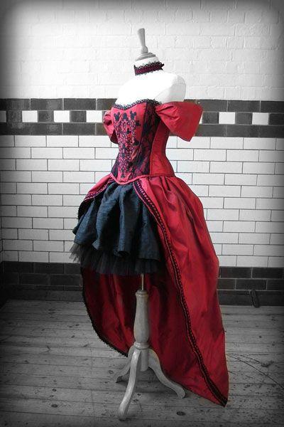 Gothic style dresses uk