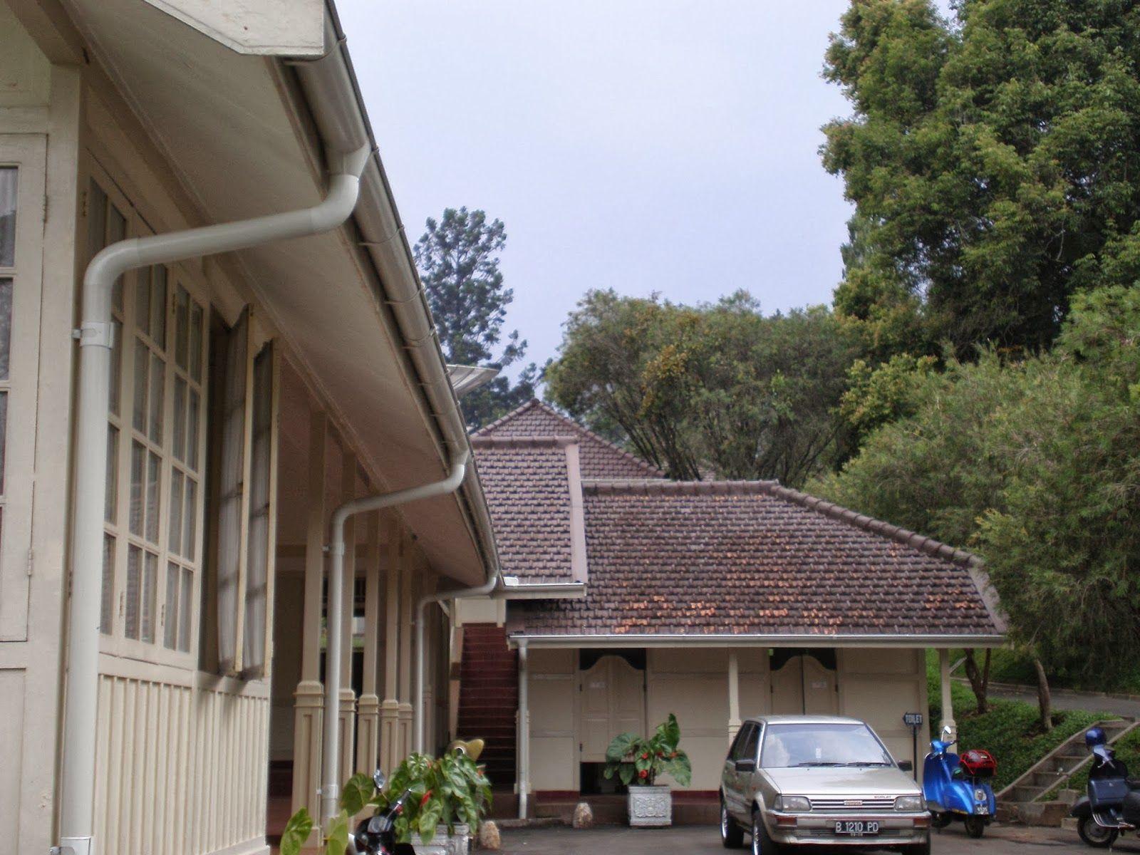 Talang Air Atap Rumah
