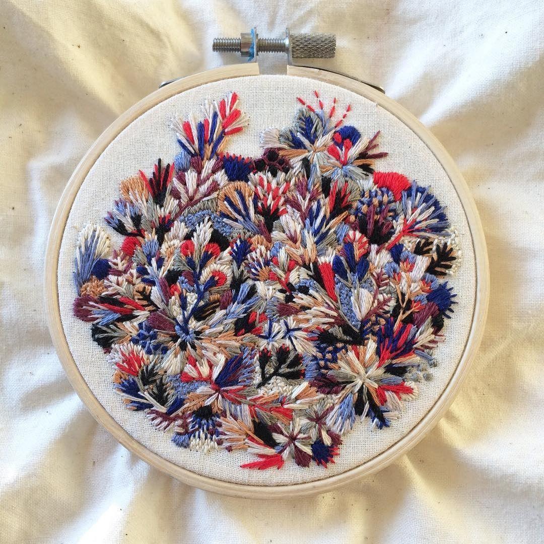 slowstitchsophie inspiring needlework embroidery