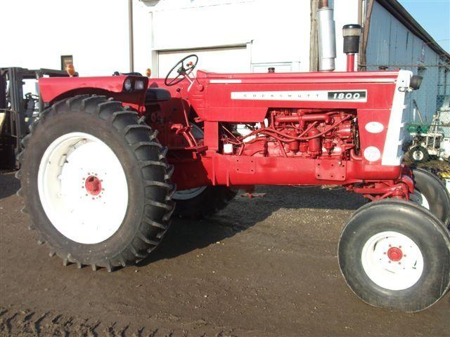 Cockshutt 1800 Tractor For Sale | AgDealer.com