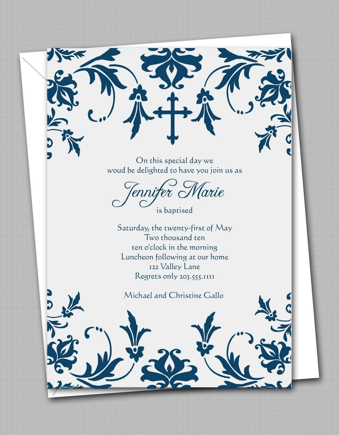 confirmation invitations | Posts related to Free Printable ...