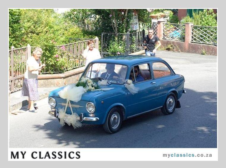 1966 Fiat 850 Super Classic Car Fiat 850 Fiat Classic Cars