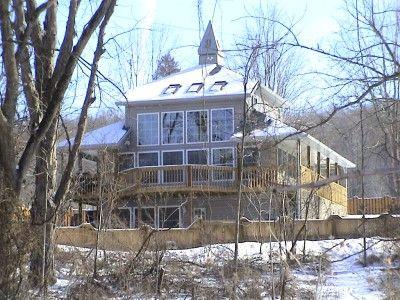 A Five Star Cabin At Lake Monroe Getaway Cabins Cabin Vacation Plan