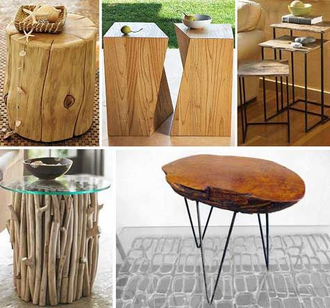 Top 25 ideas about Tree stump tables on Pinterest | Stump table, Tree trunks  and Side tables