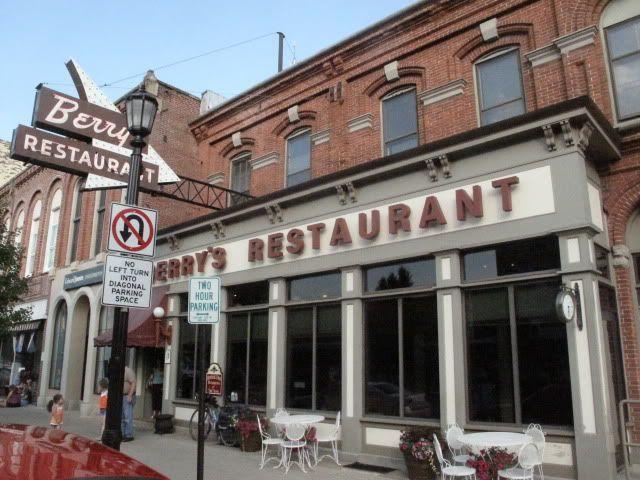 Berrys Restaurant Norwalk Ohio Growing Up In Northern Ohio