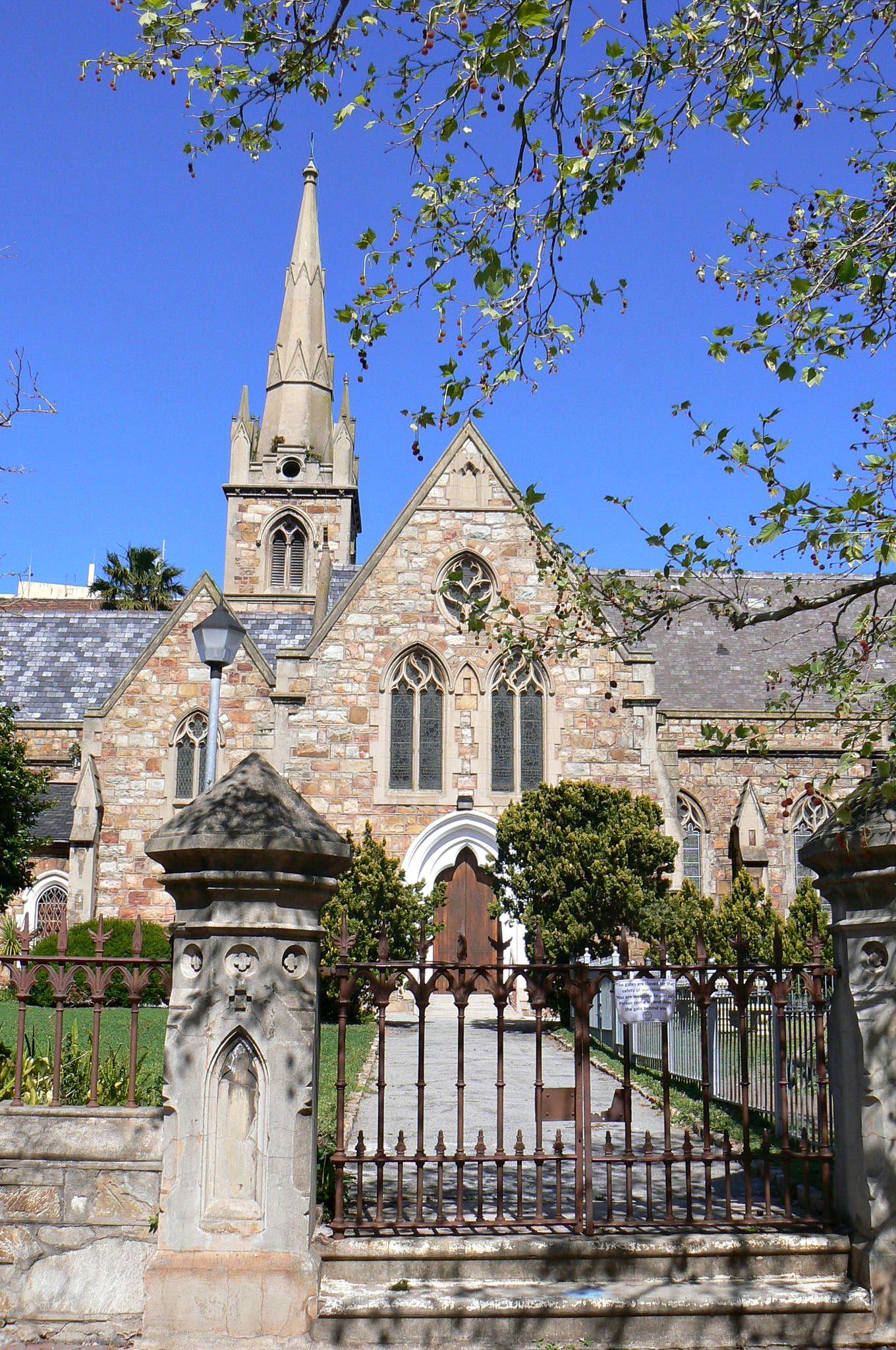 Church in port elizabeth south africa eglises cath drales monuments pinterest afrique du - Port elizabeth afrique du sud ...