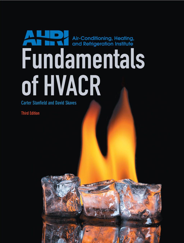 Fundamentals of hvacr ebook rental books to read
