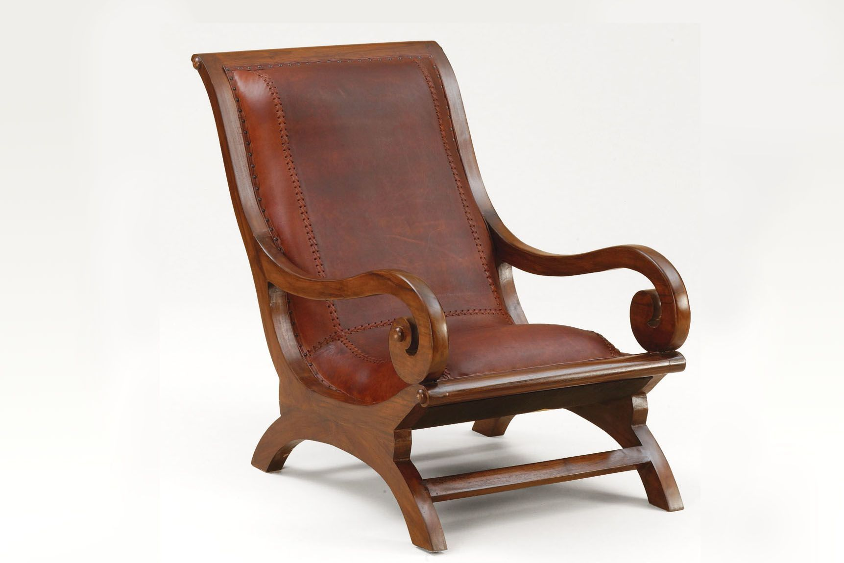 Regency lazy chair leather Upholstery trends, Modern