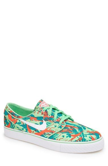 detailed look 03f71 b5746 Nike  Zoom - Stefan Janoski  Skate Shoe (Men) available at  Nordstrom