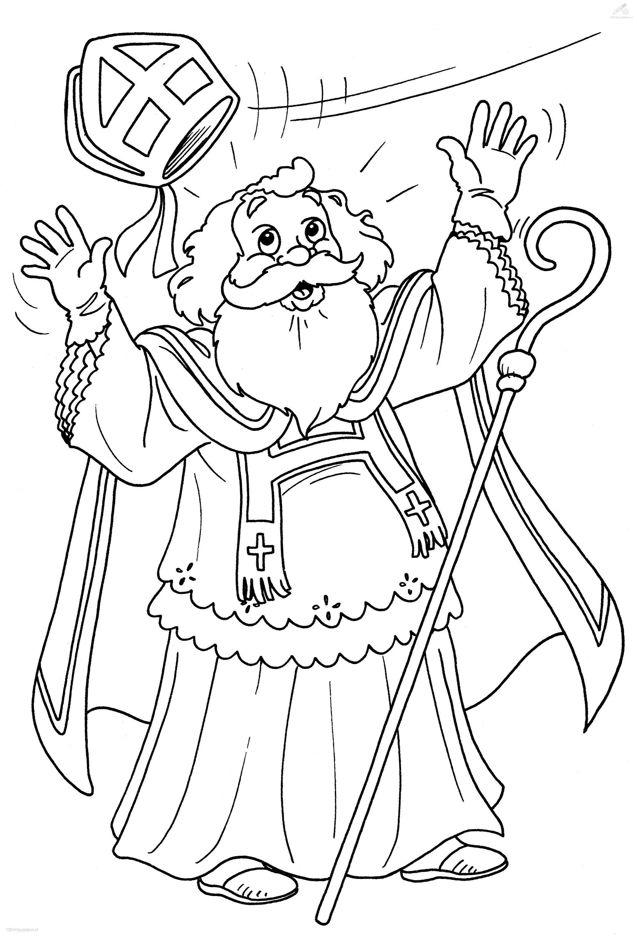 1001 Kleurplaten Sinterklaas Sint De Mijter Van Sint Beste Sinterklaas Kleurplaten Mandalas 20 Nieuwe Sin Sinterklaas Kleurplaten Knutselen Sinterklaas