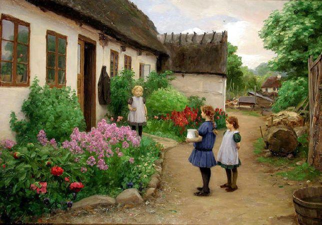 Hans Andersen Brendekilde (1857-1942).