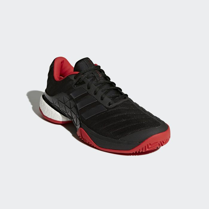 Barricade 2018 Boost Shoes | Boost shoes, Adidas barricade