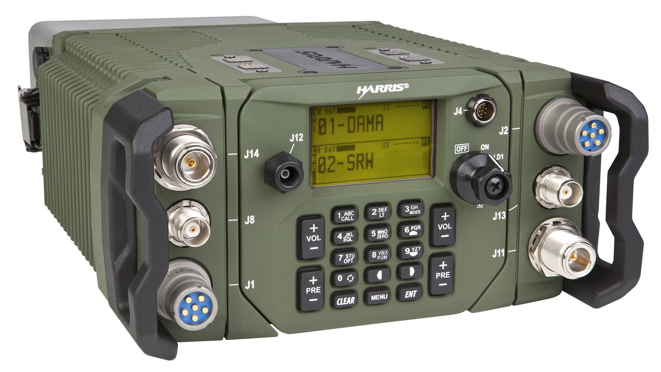 Harris Corporation Opens New Chapter In Tactical Communications Introduces Falcon Iii Multi Channel Manpack Radio Ham Radio Radio Tactical