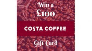 100 Gift Card For Costa Coffee Uk Sweepstakes In 2019