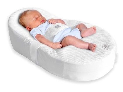 Colourful Baby World Redcastle Cocoonababy Mattress White Spare