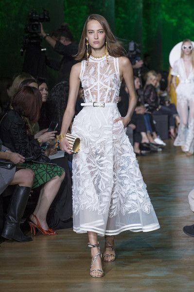 Elie Saab, Spring 2018 | Wedding Ideas | Fashion, Spring ...