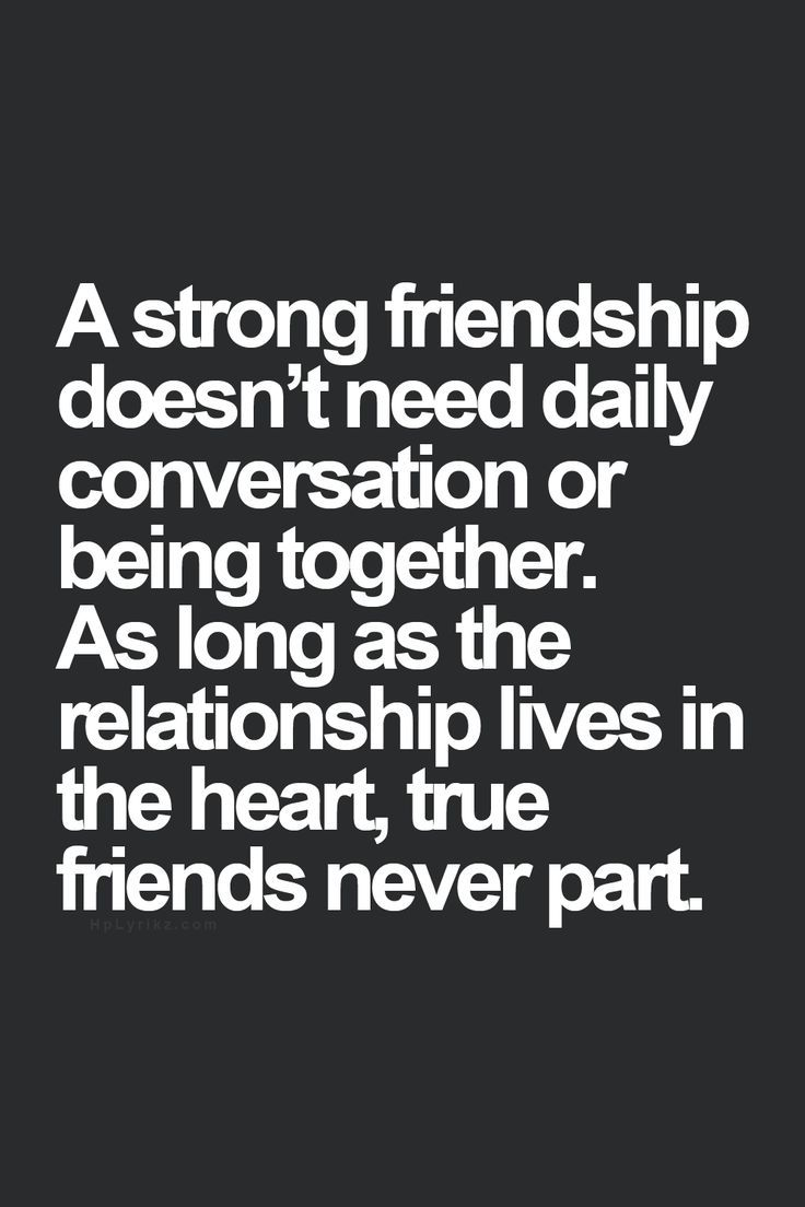 Quotes About Strong Friendships This Is How A Strong Friendship Will Be17 Quotes About Real