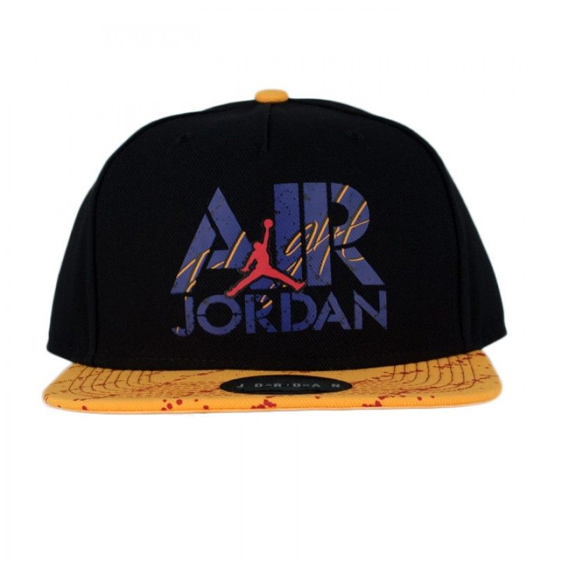 4f55bb00d0b Find this Pin and more on Hats by jamesyboy84. Take off in the Air Jordan  Stencil Snapback.