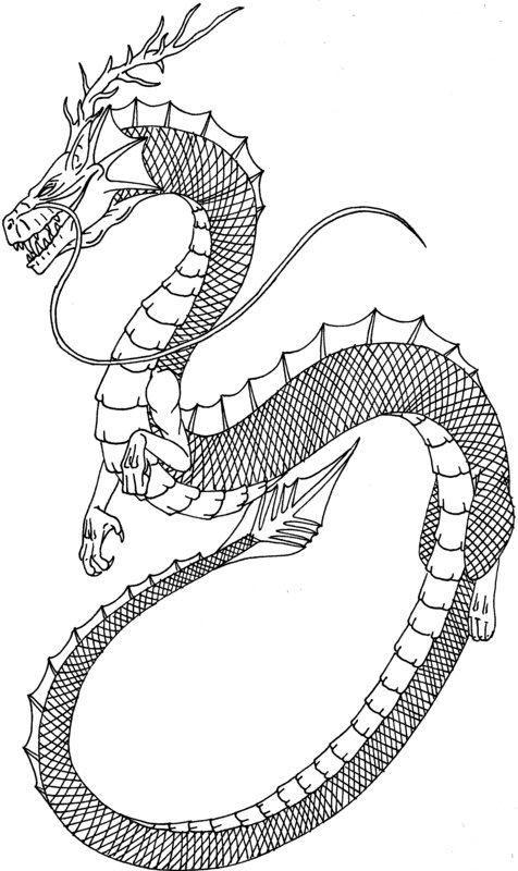 Korean Dragons Mythology: Korean Dragon, Dragon Tattoo