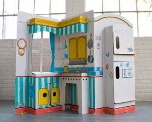 diy play kitchen, green play kitchen, green toys, toy kitchen sets ...