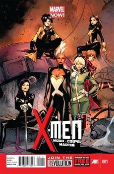 All women x-men