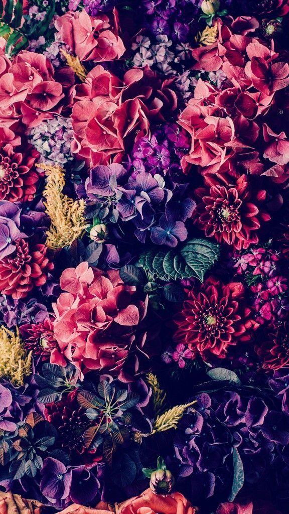 Floral Tumblr Decor Paper Telefon Hintergrundbilder