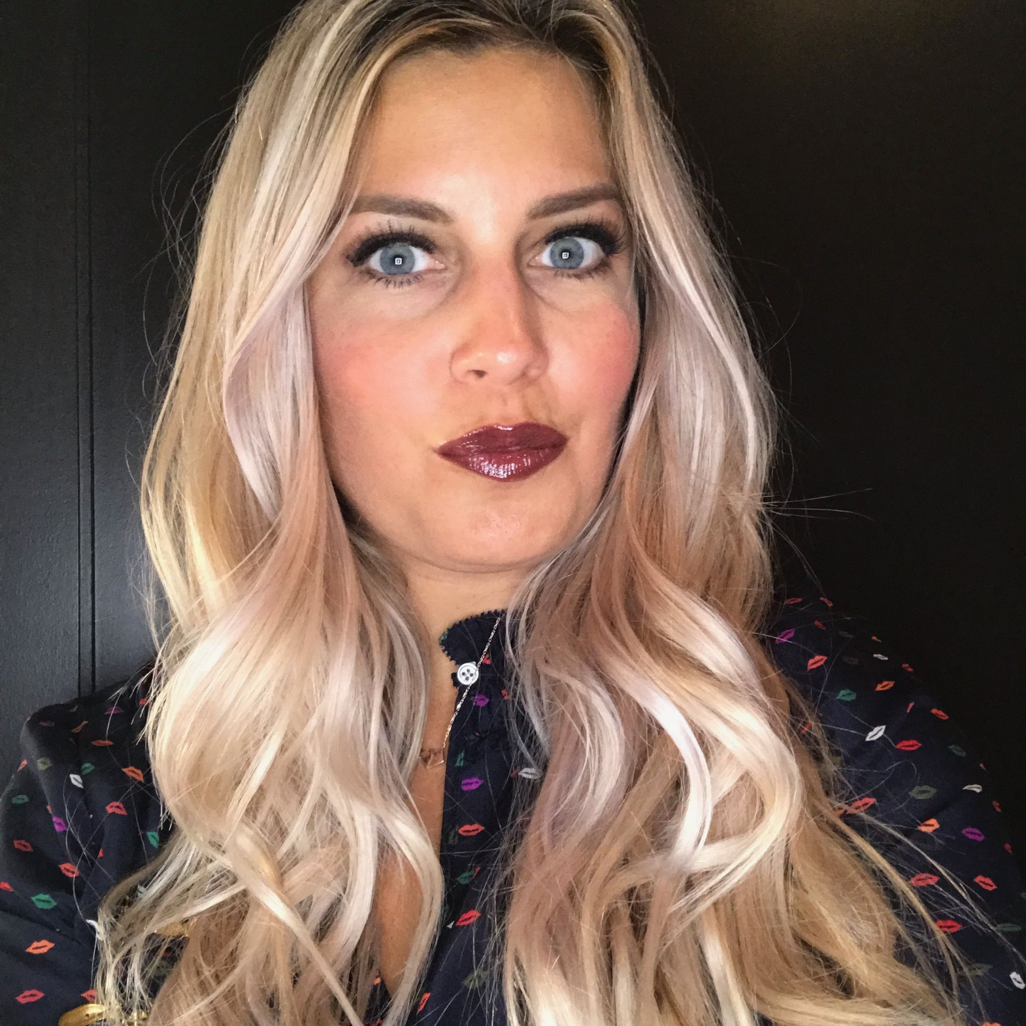 Lipsense Glam Dolls just released!! Perfect berry lip