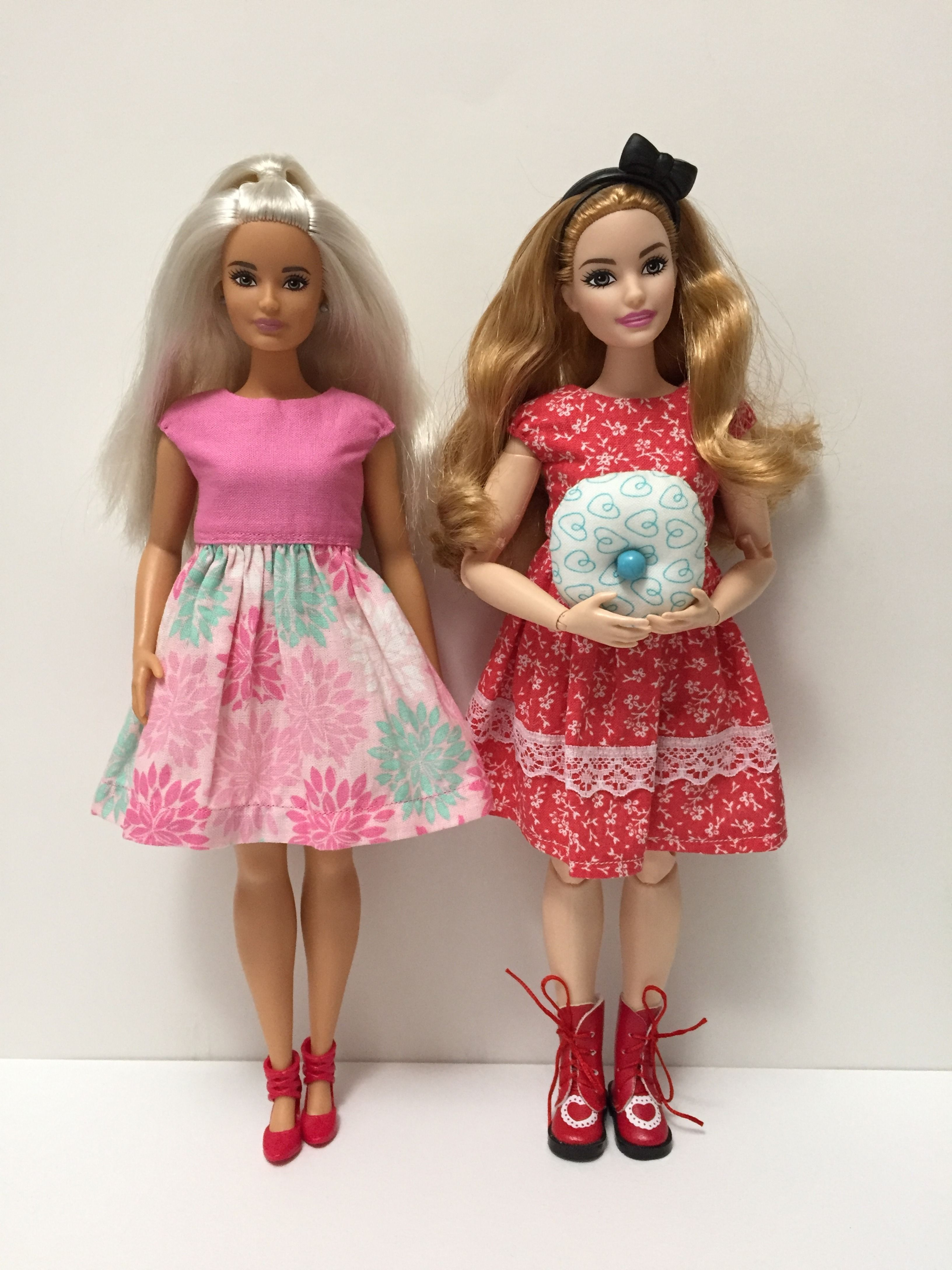 Curvy Barbie Made To Move Curvy Barbie Barbie Clothes Baby Girl Art