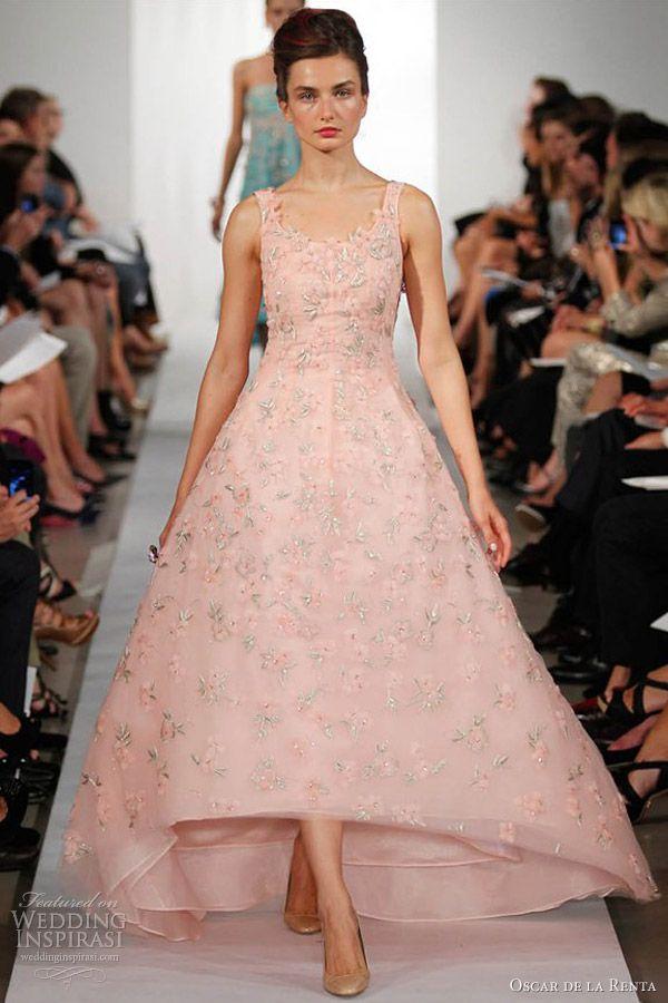 Oscar de la Renta | pretty dresses | Pinterest | Oscar de la Renta ...