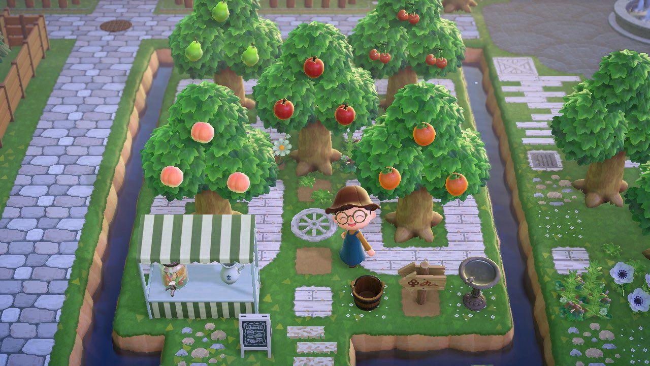 あつ 森 果樹 園 カフェ