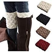 It's Boot Season: Celebrate with 10 Free Crochet Boot Cuff Patterns! #bootcuffs