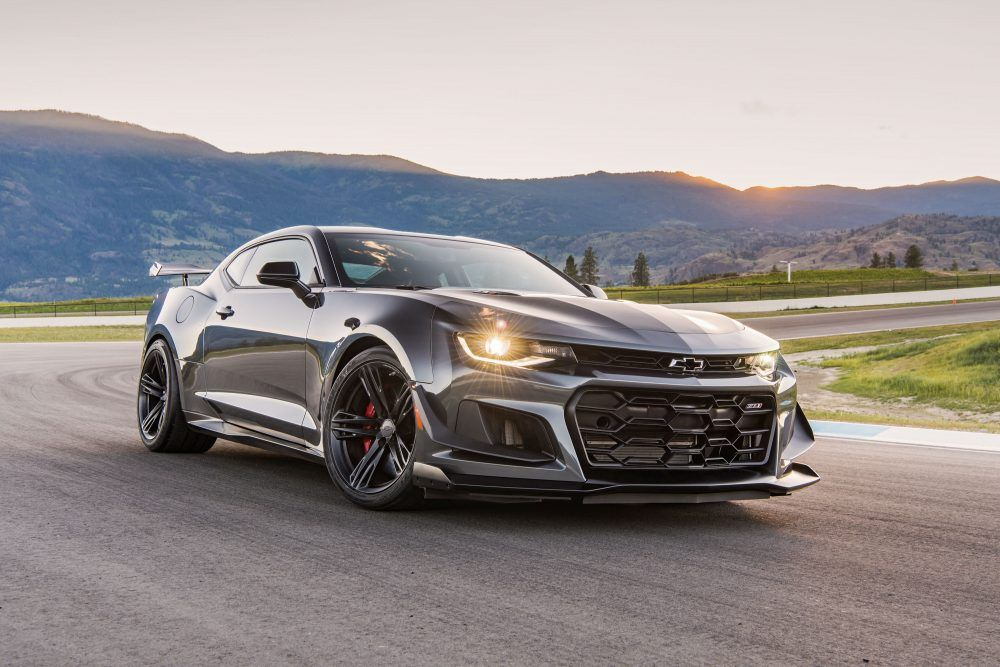 Sorry 'Stang, The Camaro ZL1 1LE Is The New King Of Modern