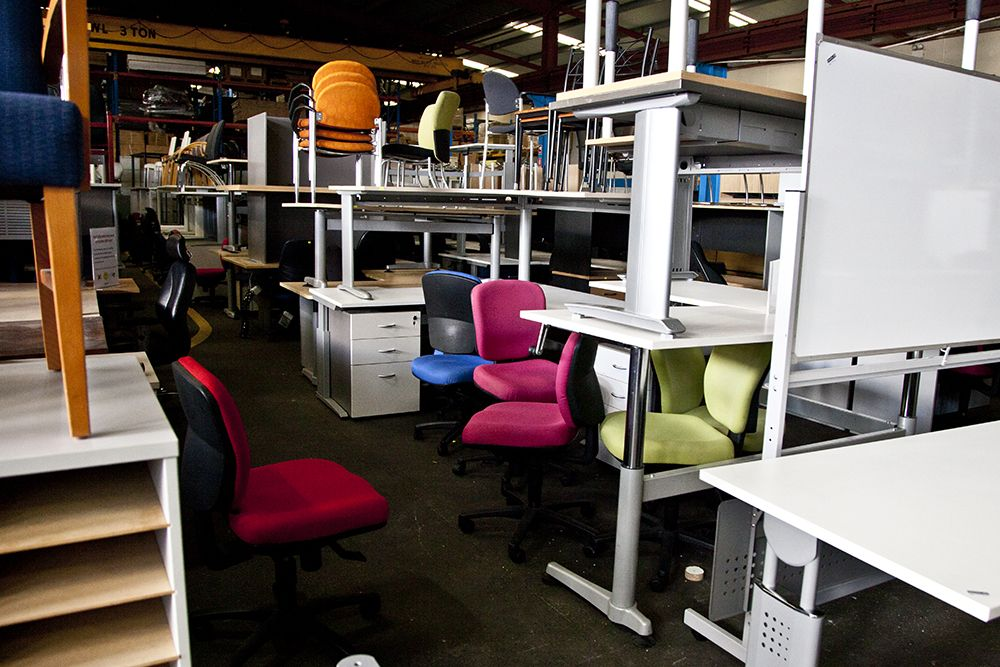 For Exceptional Second Hand Office Furniture Perth Look No Further Than Ofis From