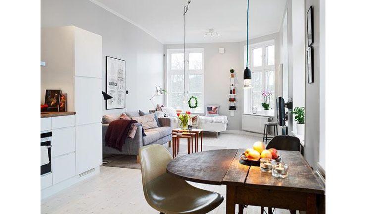 Inrichten Klein Huis : Klein huis inrichten bekijk deze handige tips tiny studio