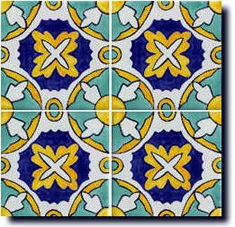 Decorative Spanish Tile Spanish Designs On Decorative Hand Painted Ceramic Tiles  Wedding