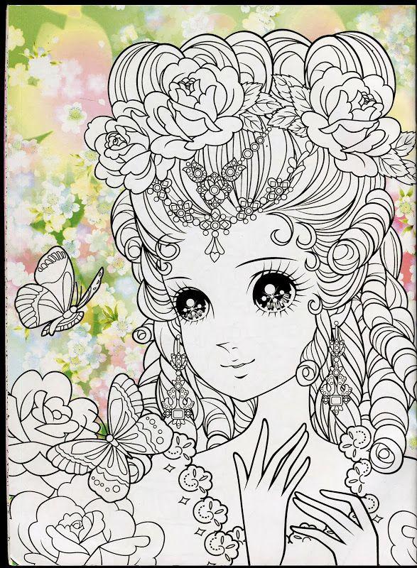 Princess Coloring Book 1 - Mama Mia - Picasa Web Albums | color ...
