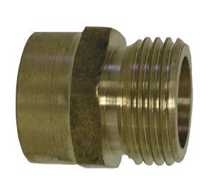 Watts A 668 Brass Garden Hose Adapter 3 4 Inch X 1 2 Inch Fpt By Watts 6 38 From The Manufacturer Durable Brass Fittings Garden Garden Hose