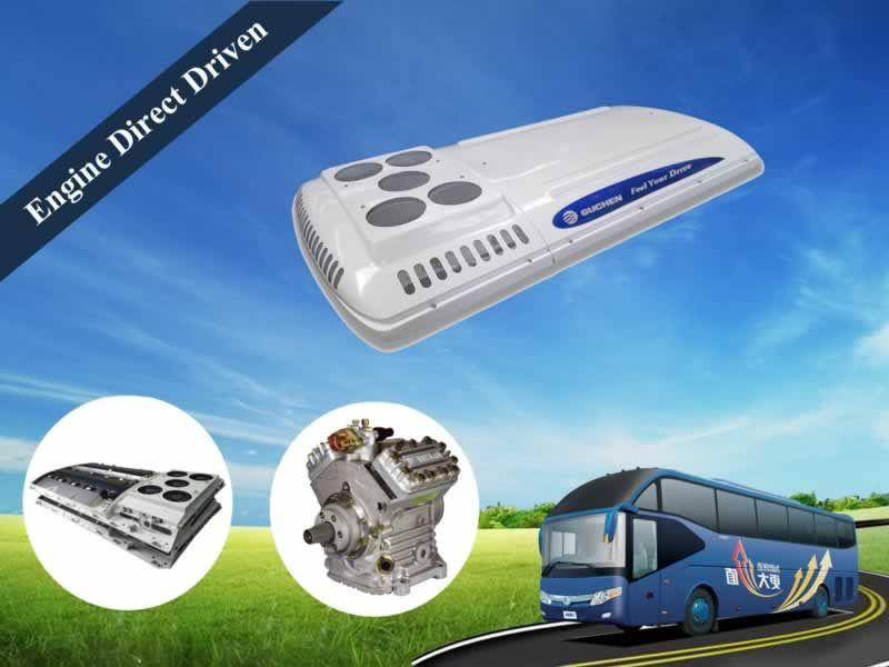 Pzd Series Bus Air Conditioner Coach Bus Air Conditioning System Air Conditioner Heat Exchanger