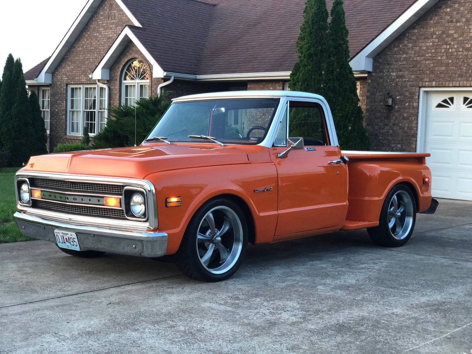 eBay 1969 Chevrolet C10 1969 Chevy C10 Short bed, Step