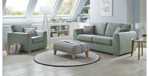 Zapp 3 Seater Sofa Revive | DFS