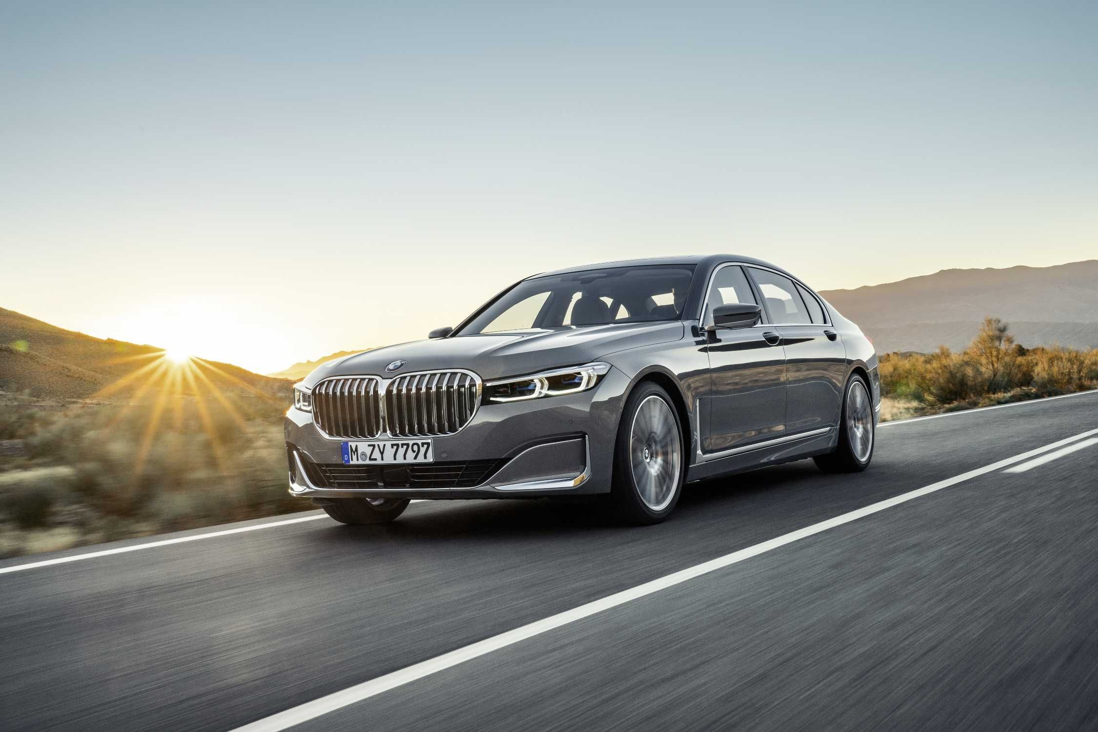 The New Bmw 7 Series Bmw Is Sharpening The Profile Of Its