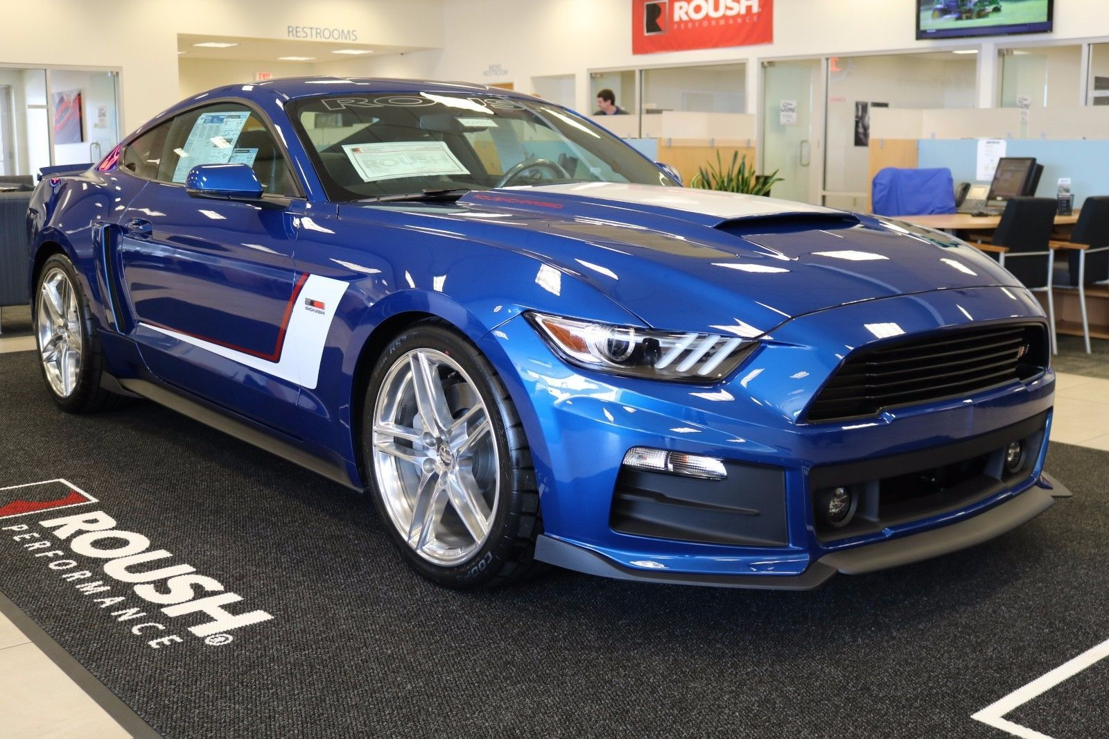2017 ford mustang gt premium roush supercharged stage 3 us ford mustang pinterest cars. Black Bedroom Furniture Sets. Home Design Ideas