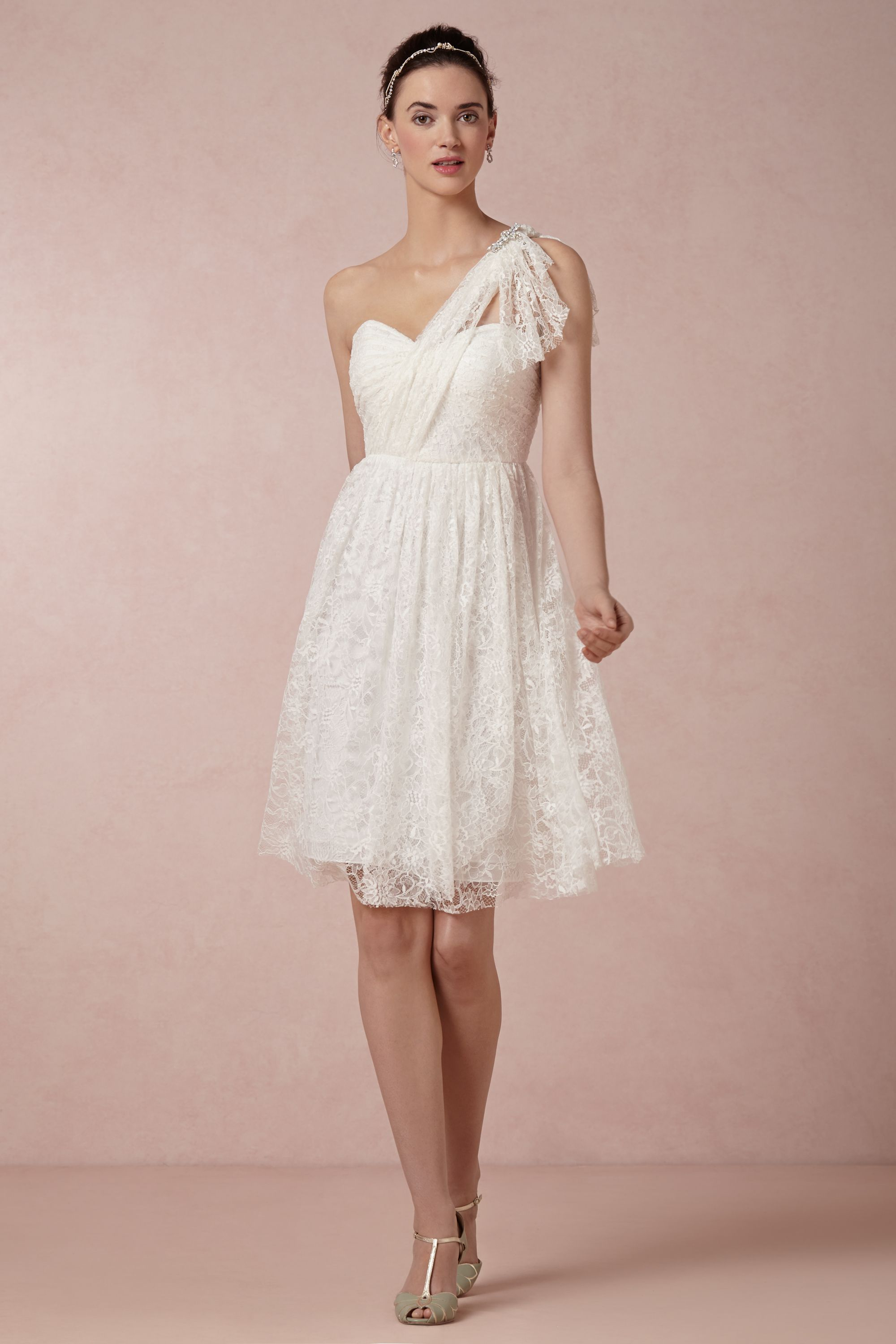 BHLDN\'s Delphine Manivet Prospere Gown in Ivory | N + T Bridal Party ...