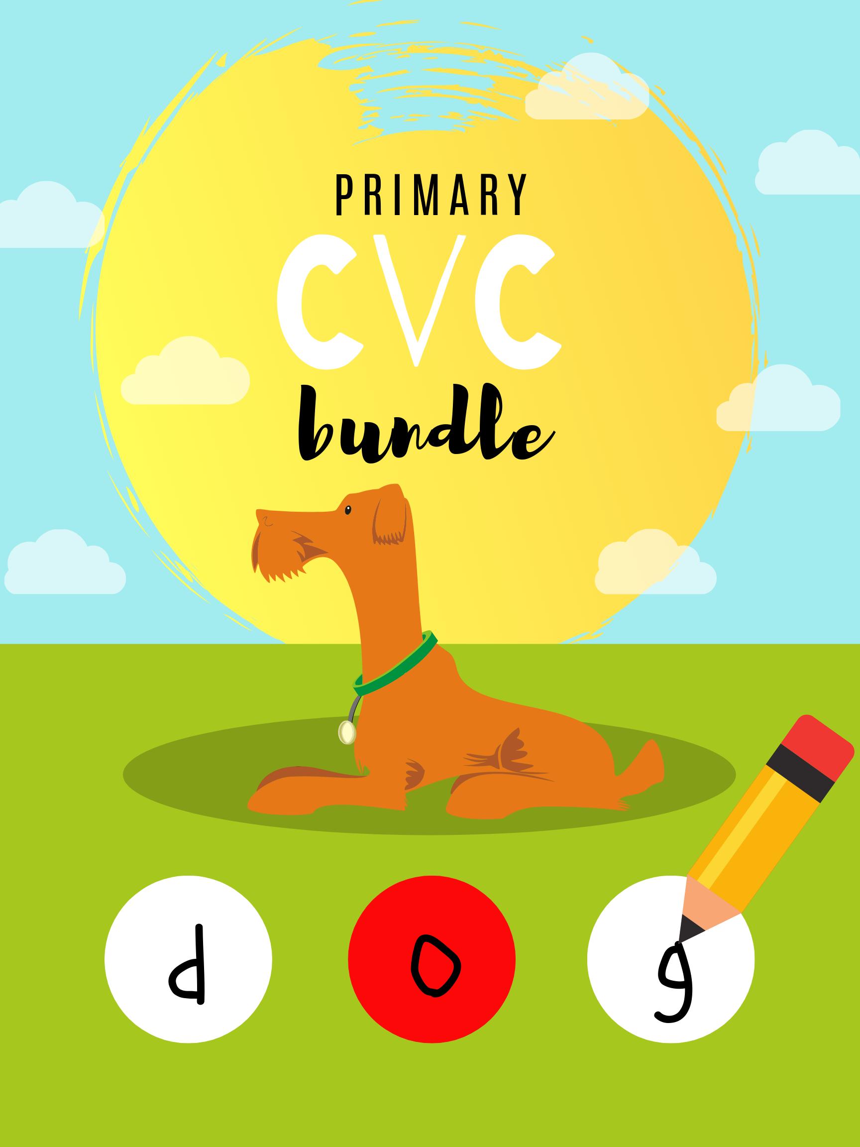 Primary Cvc Pack