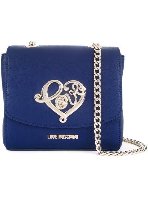 LOVE MOSCHINO  love  plaque crossbody bag.  lovemoschino  bags  shoulder  bags  crossbody   1abe8651106